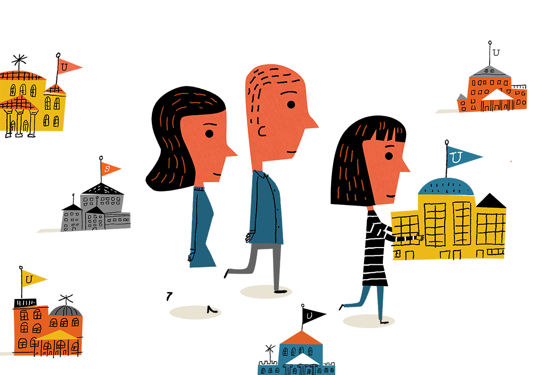 Selecting the Right School