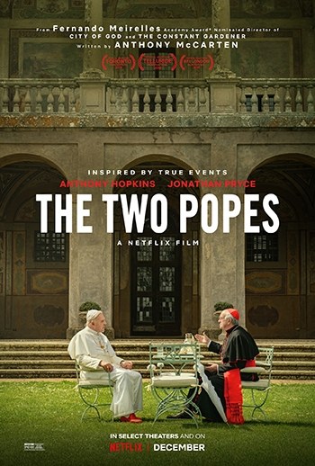 Two Popes Oscars